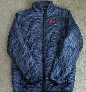 Under Armour boys winter jacket EUC